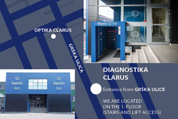 Diagnostika Clarus Location with pictures